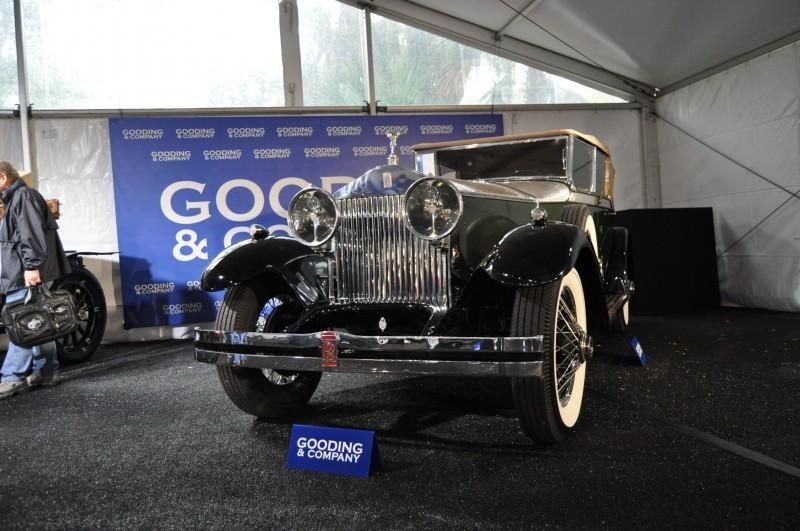 1929 Rolls-Royce PHANTOM I Newmarket 1