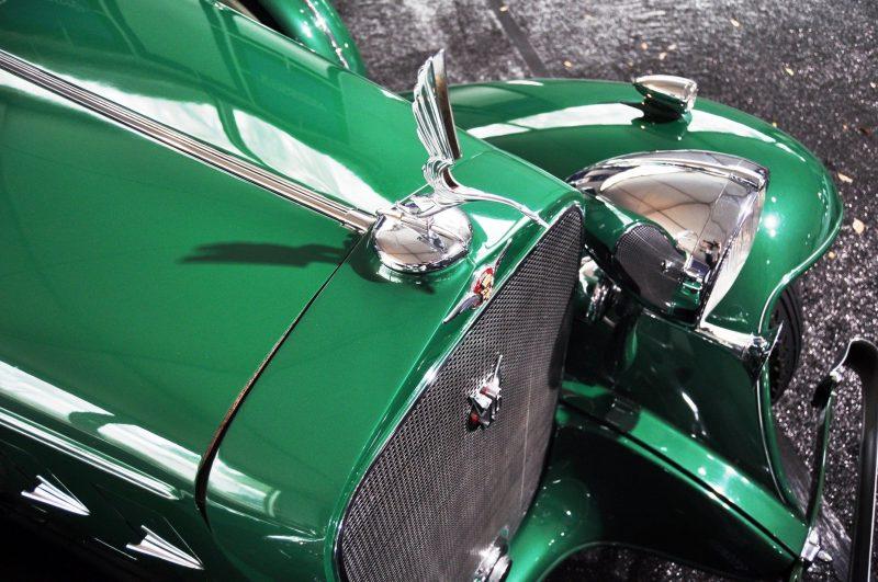 1932 Cadillac V-16 452B Madame X Imperial Sedan -- Gooding & Co. Amelia Island 2014 -- Sold for $264k 5