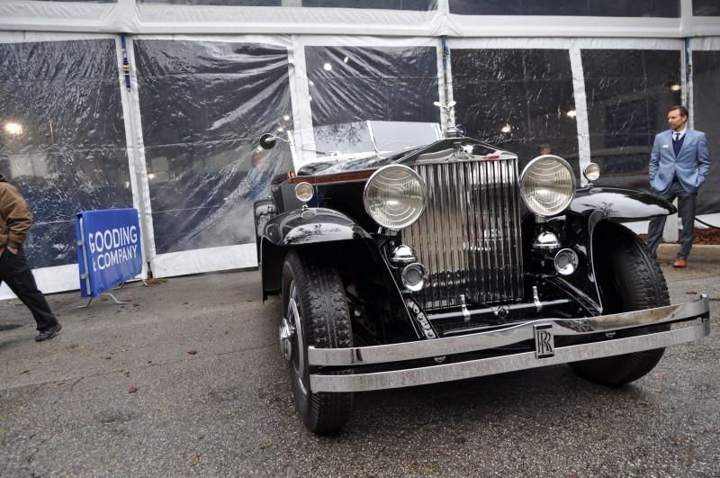 1933 Rolls-Royce Phantom II Henley Roadster 14