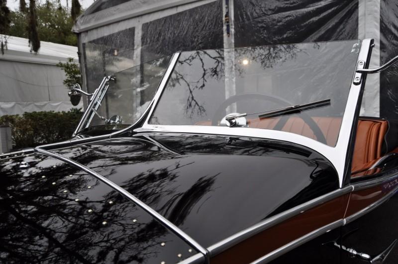 1933 Rolls-Royce Phantom II Henley Roadster 32