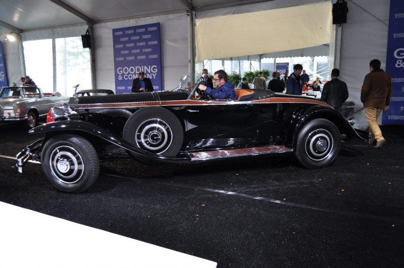 1933 Rolls-Royce Phantom II Henley Roadster 5