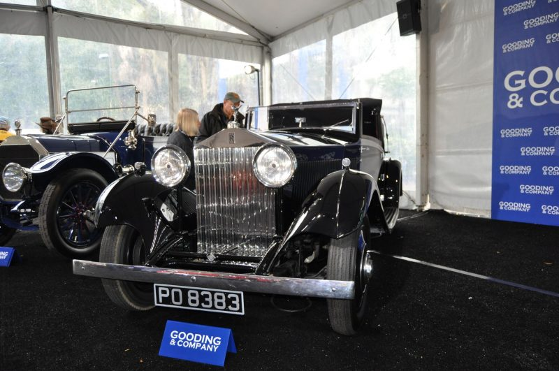 1933 Rolls-Royce Three-Position Drophead Coupe 1