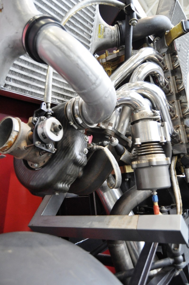 1982 BMW 1.5-liter F1 Turbo Engine Off The Dyno Scale at 1280HP-plus! Video and Detail Photography 10