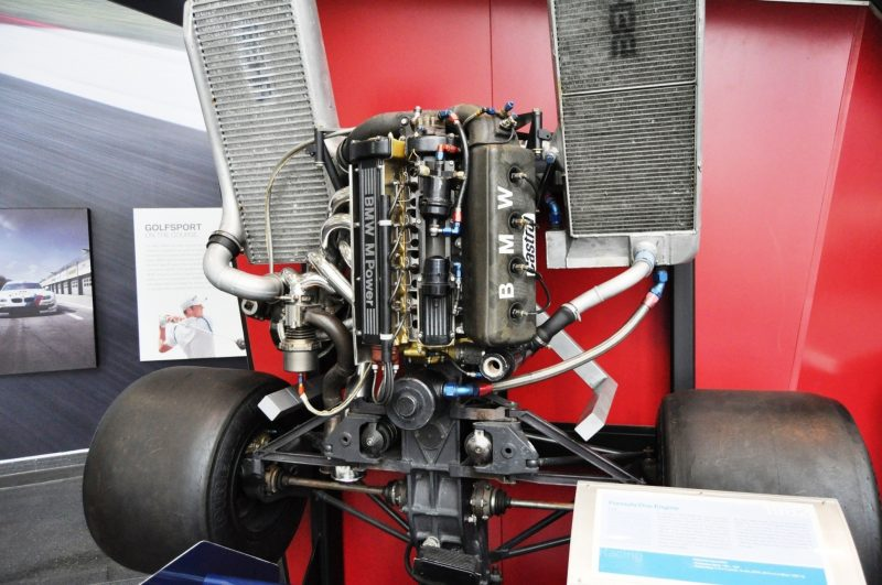 1982 BMW 1.5-liter F1 Turbo Engine Off The Dyno Scale at 1280HP-plus! Video and Detail Photography 2