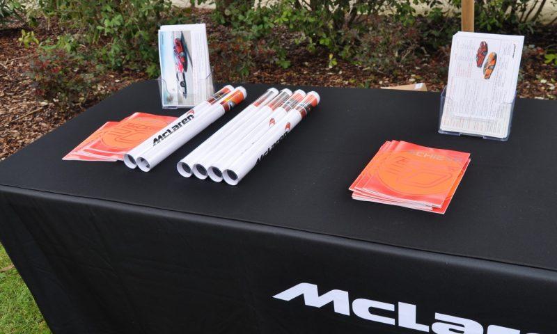 2014 McLaren 12C Spider Is Mobbed in Amelia Island! Failed Drop-top Animations 1