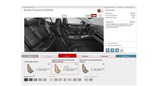 2014 Porsche Panamera S E-Hybrid -- 30 Real-Life Photos -- Live Configurator Link + 80 Images of Options, All Colors and All Wheels 39