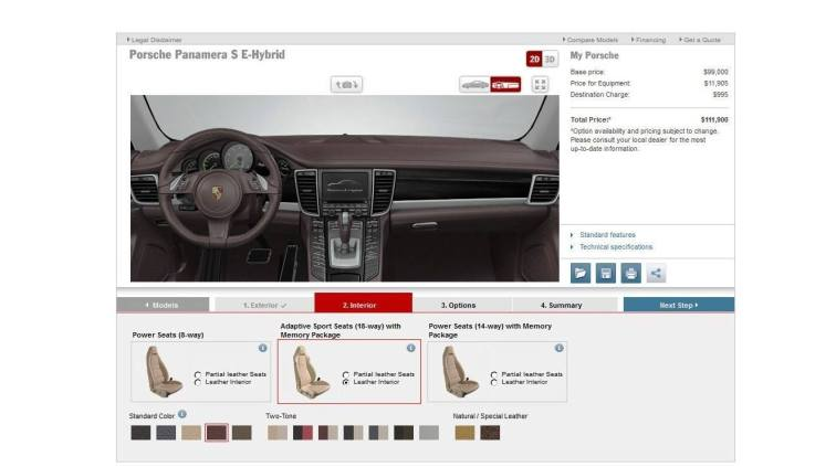 2014 Porsche Panamera S E-Hybrid -- 30 Real-Life Photos -- Live Configurator Link + 80 Images of Options, All Colors and All Wheels 43