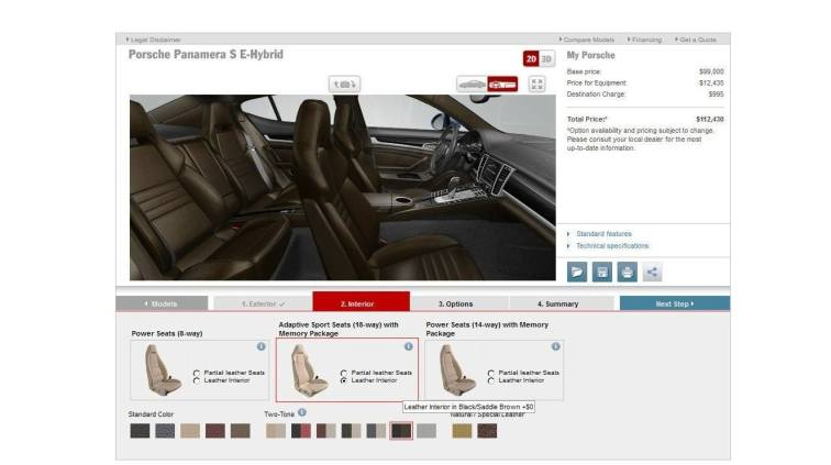 2014 Porsche Panamera S E-Hybrid -- 30 Real-Life Photos -- Live Configurator Link + 80 Images of Options, All Colors and All Wheels 50