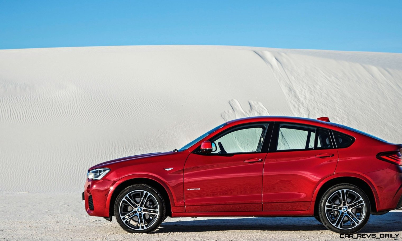 2015 BMW X4 is Here and Stunning!  Official Details and 55 Photos -- Pricing from $46,000 and Fall 2014 Arrival Expected 21