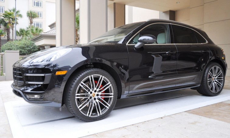 2015 Porsche Macan Turbo -- Looking Amazing, Athletic and Nimble -- 50+ Real-Life Photos Inside and Out 9