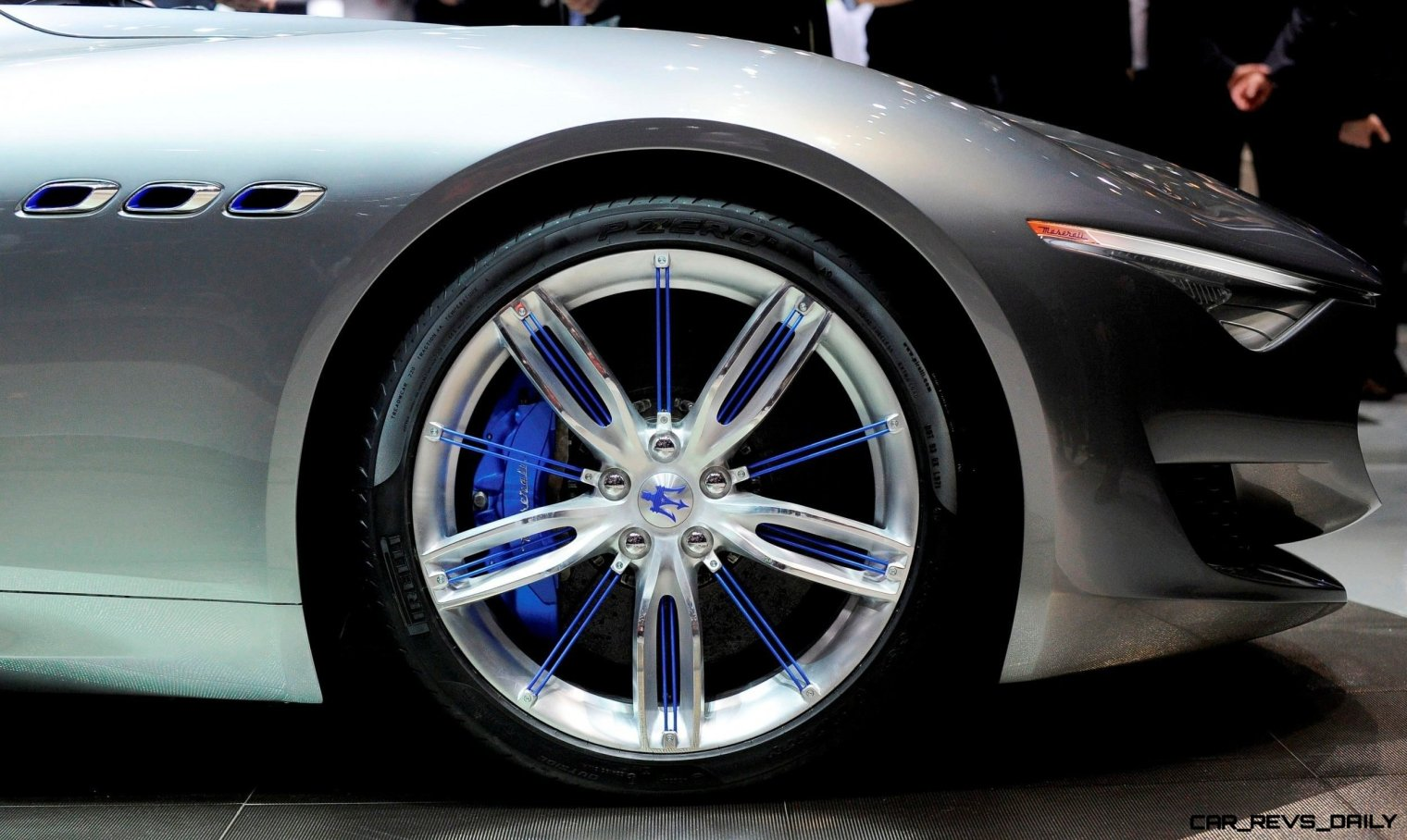 Alfieri Maserati Concept -- Analytical Assessment of the Trident's Flagship Prototype -- 52 Photos, Sketches, Reveal Images 14