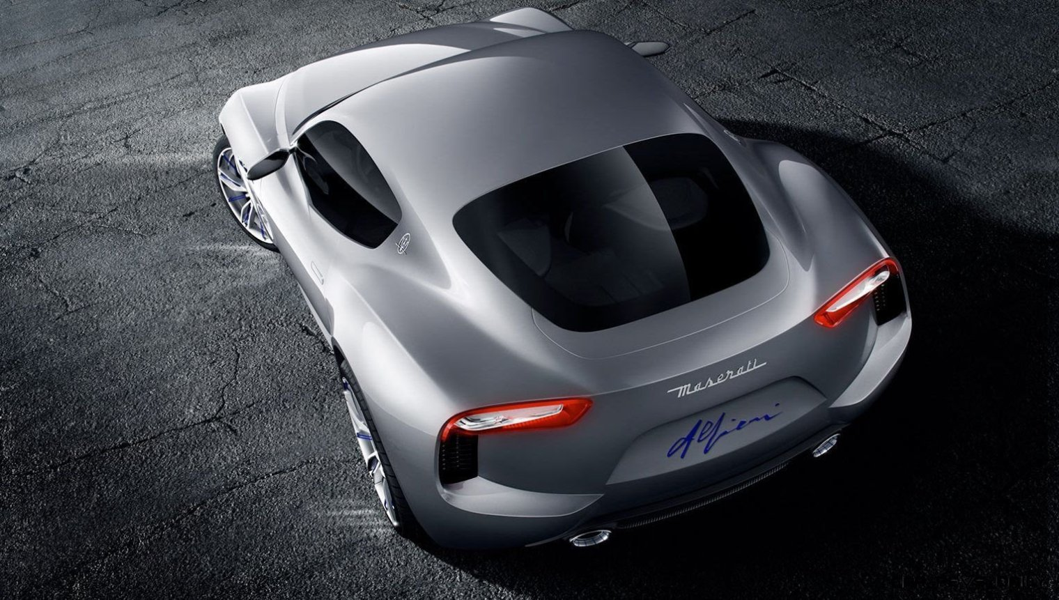 Alfieri Maserati Concept -- Analytical Assessment of the Trident's Flagship Prototype -- 52 Photos, Sketches, Reveal Images 21