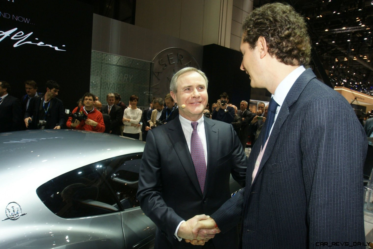 Alfieri Maserati Concept -- Analytical Assessment of the Trident's Flagship Prototype -- 52 Photos, Sketches, Reveal Images 51