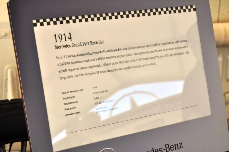 Amelia Island Time Capsules -- 1914 Mercedes-Benz GP Car in 25 Original, High-Res Photos 21