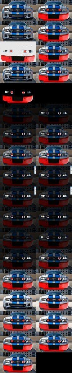 Car-Revs-Daily-tile 2016 GT350R Rendered