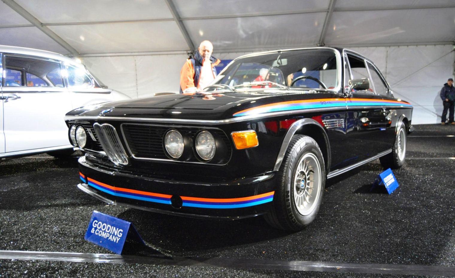 Car-Revs-Daily.com -- 2014 Gooding & Co. -- Flawless 1972 BMW 3.0 CSL -- 67 High-Res Photos 6