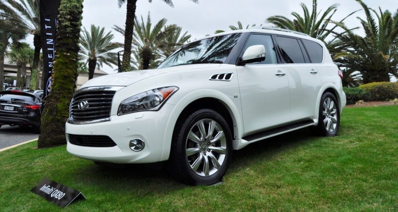 Car-Revs-Daily.com -- 2014 INFINITI QX80 Buyers Guide, Pricing, Colors and Specs 125