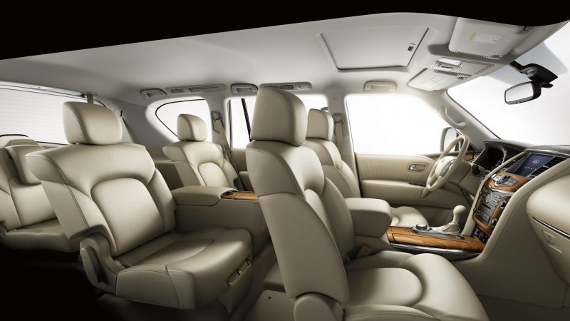 Car-Revs-Daily.com -- 2014 INFINITI QX80 Buyers Guide, Pricing, Colors and Specs 28