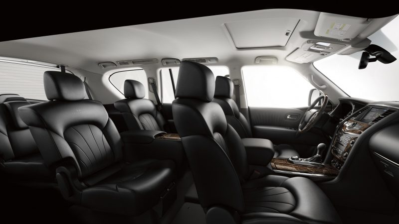 Car-Revs-Daily.com -- 2014 INFINITI QX80 Buyers Guide, Pricing, Colors and Specs 35