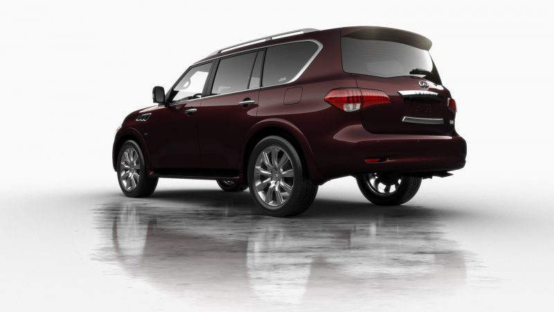 Car-Revs-Daily.com -- 2014 INFINITI QX80 Buyers Guide, Pricing, Colors and Specs 37