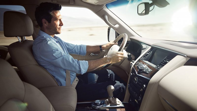 Car-Revs-Daily.com -- 2014 INFINITI QX80 Buyers Guide, Pricing, Colors and Specs 4