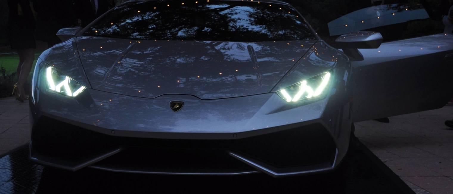 Car-Revs-Daily.com -- 2015 Lamborghini Huracan -- Official American Debut  28