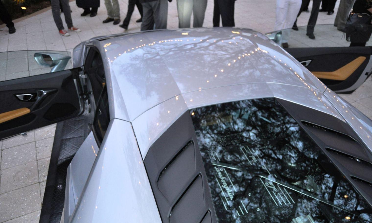 Car-Revs-Daily.com -- 2015 Lamborghini Huracan -- Official American Debut  42