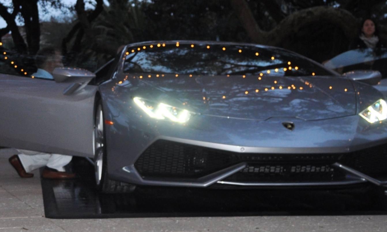 Car-Revs-Daily.com -- 2015 Lamborghini Huracan -- Official American Debut  49
