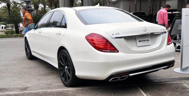 Car-Revs-Daily.com -- 3.9s Mercedes-Benz S65 and S63 AMG 4MATIC -- Cool Buyers Guide Intel -- 40 Real-Life Photos  Animated Option Visualizers 69