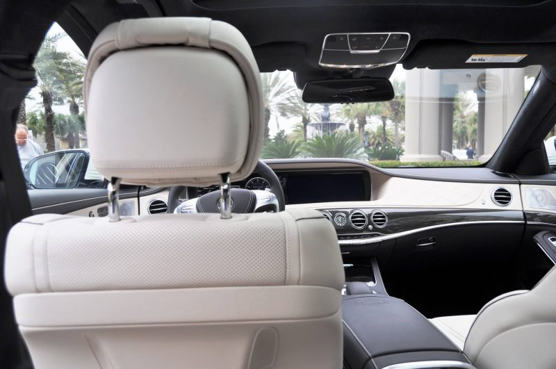Car-Revs-Daily.com -- 3.9s Mercedes-Benz S65 and S63 AMG 4MATIC -- Cool Buyers Guide Intel -- 40 Real-Life Photos  Animated Option Visualizers 72
