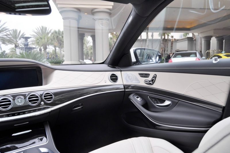 Car-Revs-Daily.com -- 3.9s Mercedes-Benz S65 and S63 AMG 4MATIC -- Cool Buyers Guide Intel -- 40 Real-Life Photos  Animated Option Visualizers 80