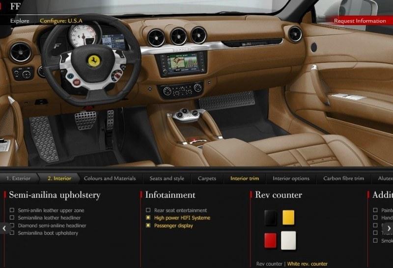 Car-Revs-Daily.com -- Ferrari FF is Monday-Sunday V12 Supercar 116