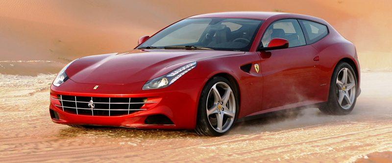 Car-Revs-Daily.com -- Ferrari FF is Monday-Sunday V12 Supercar 137