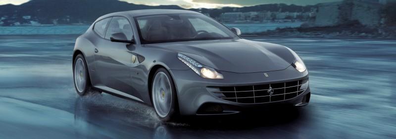 Car-Revs-Daily.com -- Ferrari FF is Monday-Sunday V12 Supercar 210