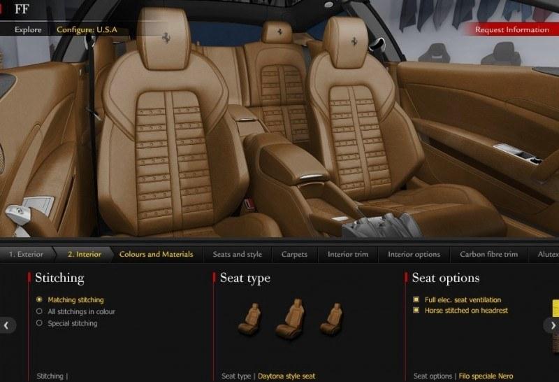 Car-Revs-Daily.com -- Ferrari FF is Monday-Sunday V12 Supercar 98