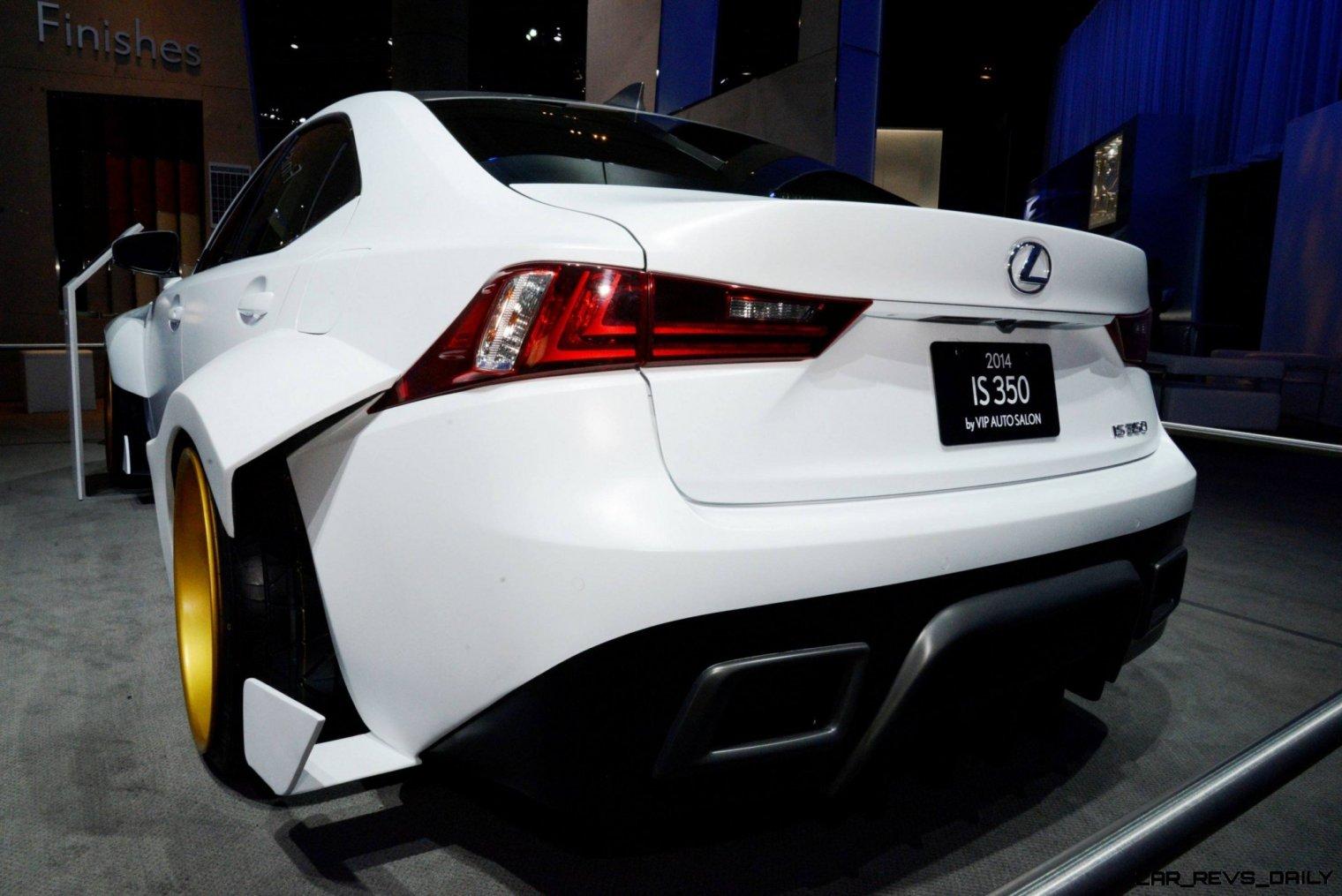 Car-Revs-Daily.com -- Lexus IS350FSport by Deviant ART is Best in Show SEMA 2013 16