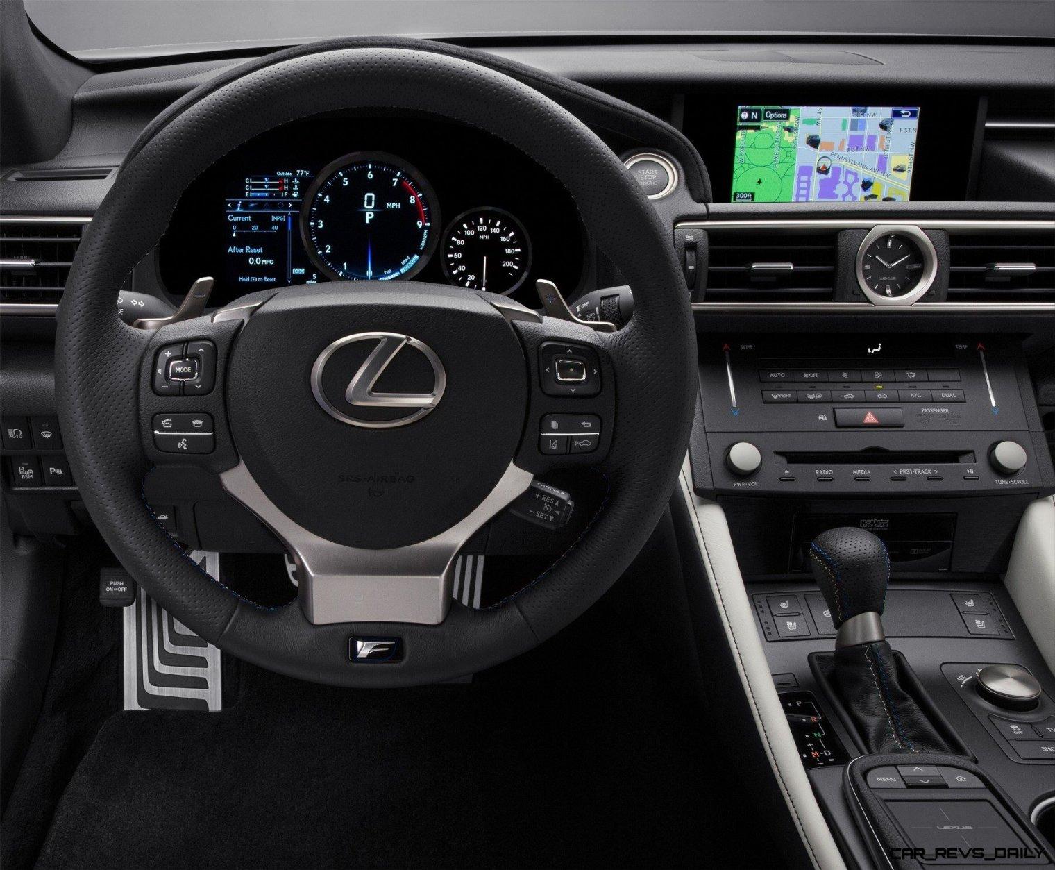 Car-Revs-Daily.com Supercar HQ Photo 2015 Lexus RC F6
