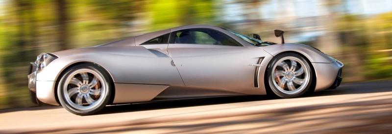 Car-Revs-Daily.com -- Supercar Showcase -- PAGANI HUAYRA 5