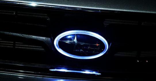 DIY LED lights and LED subaru badge emblem_7695834520_l