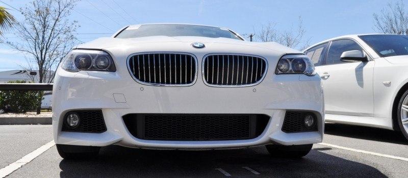 HD Video Road Test -- 2013 BMW 535i M Sport RWD -- Refined but Still Balanced, FAST and Posh 10