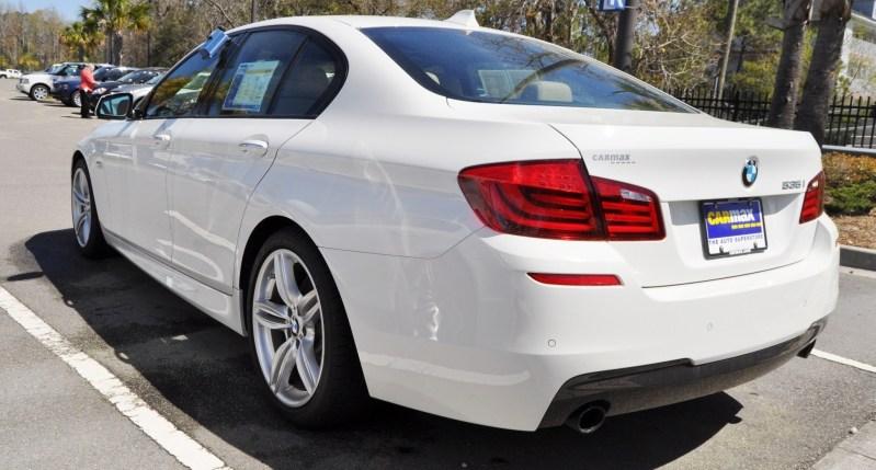 HD Video Road Test -- 2013 BMW 535i M Sport RWD -- Refined but Still Balanced, FAST and Posh 14