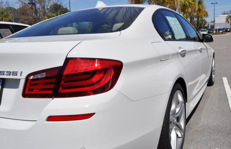 HD Video Road Test -- 2013 BMW 535i M Sport RWD -- Refined but Still Balanced, FAST and Posh 16
