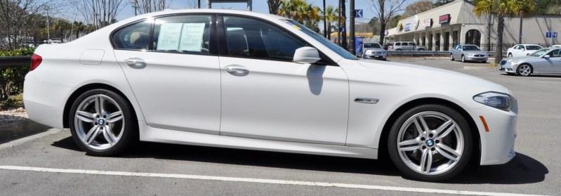 HD Video Road Test -- 2013 BMW 535i M Sport RWD -- Refined but Still Balanced, FAST and Posh 4