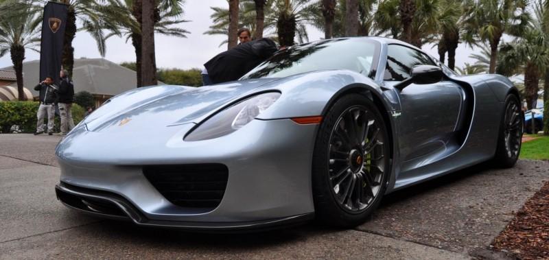 HyperCar HyperGalleries! 2015 Porsche 918 Spyder -- 77 All-New, High-Resolution Photos From All Angles 10