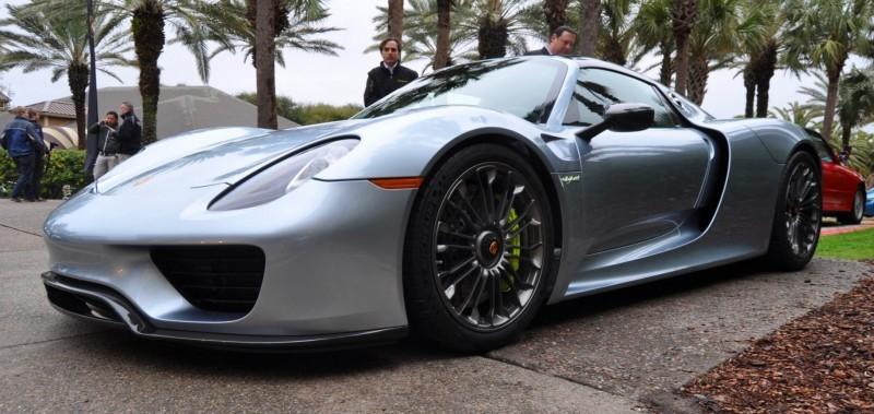 HyperCar HyperGalleries! 2015 Porsche 918 Spyder -- 77 All-New, High-Resolution Photos From All Angles 11