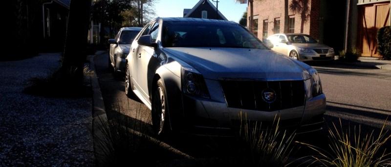 My 30PSI-Boosting Subaru Legacy GT on HD GoPro Video + Photo Comparo vs Cadillac CTS 3