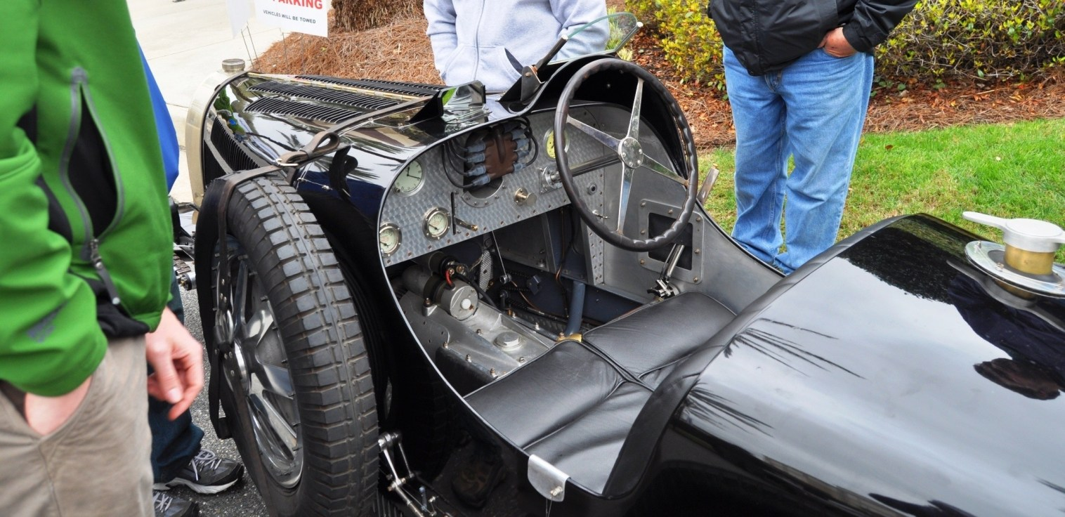 PurSang Argentina Shows Innovative Marketing with Street-Parked 1920s Bugatti GP Car12