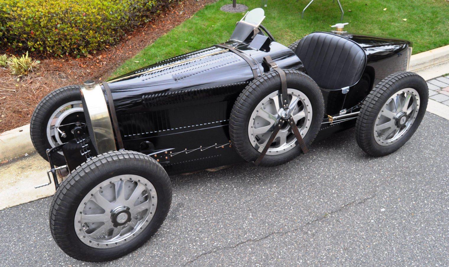 PurSang Argentina Shows Innovative Marketing with Street-Parked 1920s Bugatti GP Car29