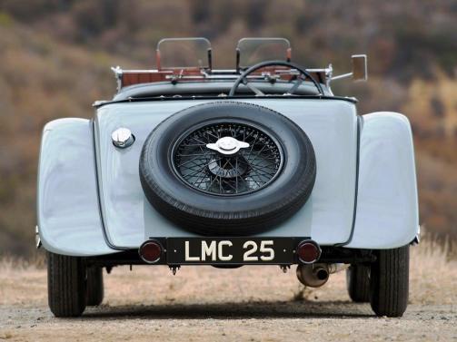 RM Auctions Amelia Island 2014 -- Aston Martin 15-98 Roadster 16