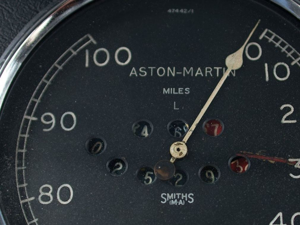 RM Auctions Amelia Island 2014 -- Aston Martin 15-98 Roadster 9